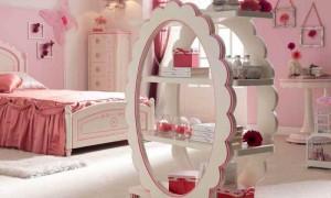 Какой должна быть детская комната для девочек?