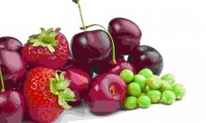 В каких фруктах мало углеводов?