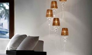 Выбор настольной и напольной лампы в магазине люстр