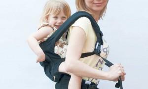 Эргономичный рюкзак — отличный вариант детской переноски