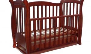 Где купить детскую кроватку? Об этом вам расскажет сайт yashka-ko.com.ua