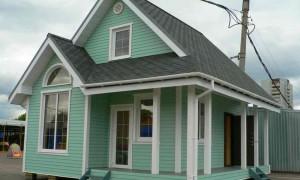 Особенности строительства каркасных домов от «Delta House»