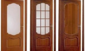 Где заказать межкомнатные двери?
