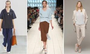Мода на юбки и прочую одежду