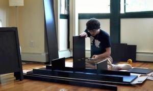 Как собрать мебель ИКЕА?