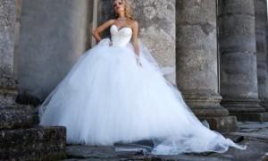 Весільні плаття від «Pollardi» — це неповторно і ексклюзивно!
