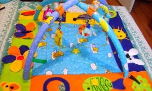 Что вы знаете про развивающие коврики для детей?