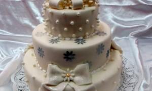 Где заказать свадебный торт в Москве?