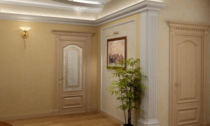 Какие двери из массива вносят новое «слово» в дизайн интерьера?
