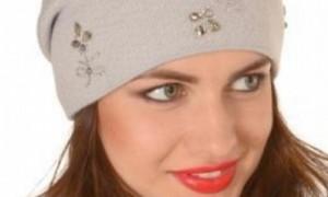 Где можно выбрать модные женские головные уборы?