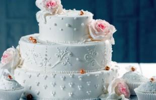 Где заказать классический свадебный торт?