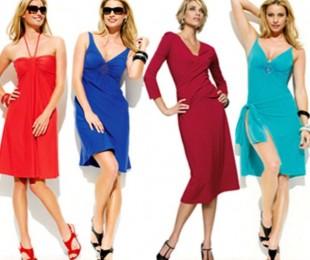 Где женская одежда предлагается мини оптом?