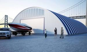 Что вы знаете про строительство арочных ангаров?