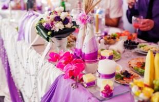 Как оформить свадебный зал по-особенному?