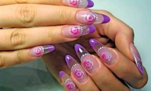 Где в Казахстане выбирать материалы для наращивания ногтей?