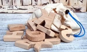 Разработка дизайна и деревянных слов для интерьера