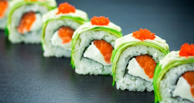 Как заказать суши с доставкой?
