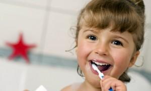 О гигиене полости рта у детей