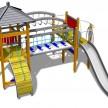Где можно выбрать и заказать детскую игровую площадку?