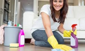 Как организовать уборку квартиры?
