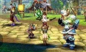 Про лучшие онлайн-игры MMO RPG