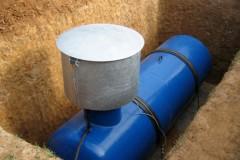 Что такое газгольдер?