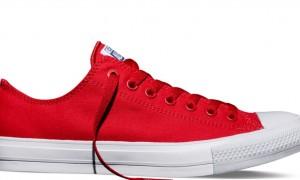 Где можно выбрать кеды Converse Chuck II Salsa Red Low?
