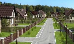 Что представляет из себя коттеджный поселок Ришелье Новорижское шоссе?