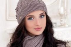 Какие шапки популярны среди женщин?