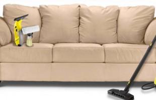 Требуется химчистка дивана? Обращайтесь в компанию Блеск на 5